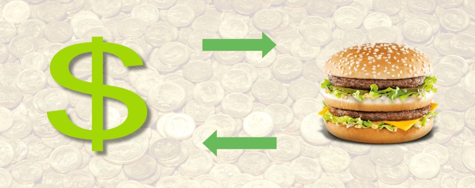 Big Mac vs. purchase parity