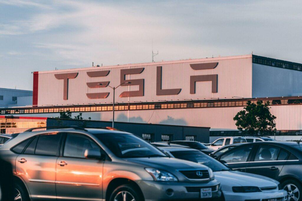 Building of Tesla  Inc.