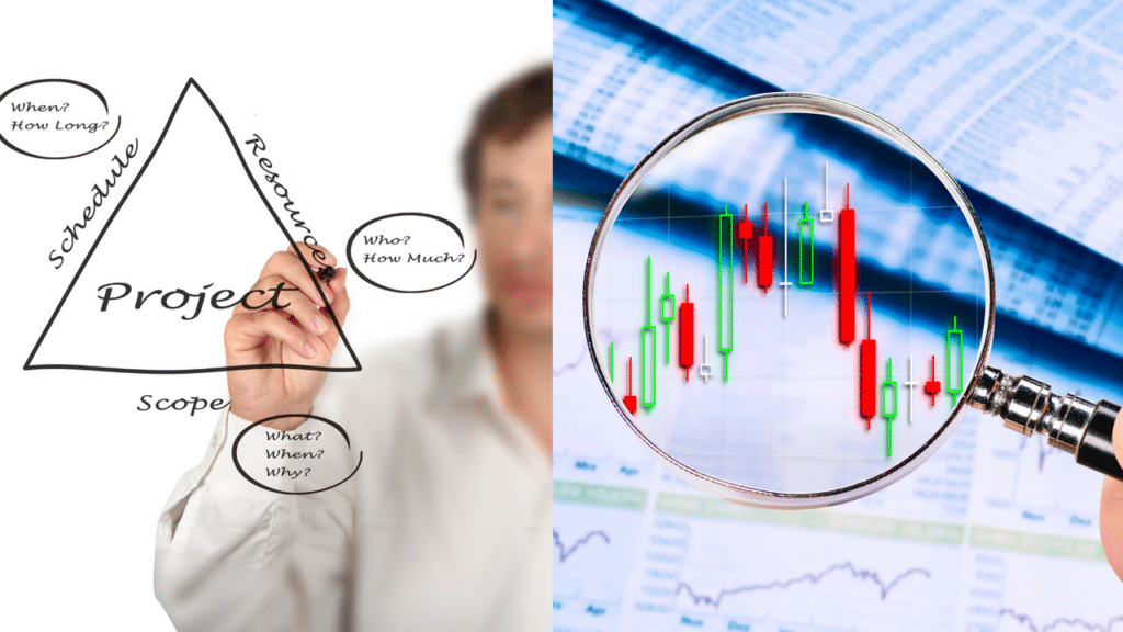 Concept of technical and fundamental analysis